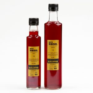 Rote Ribisel Sirup