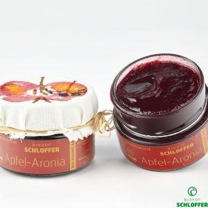 Marmelade Apfel-Aronia