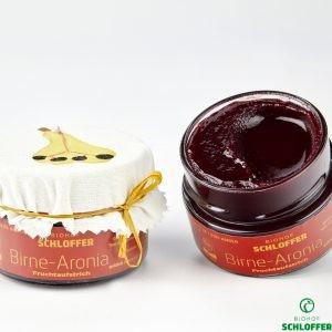 Marmelade Birne-Aronia