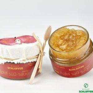Marmelade Apfel süß-sauer